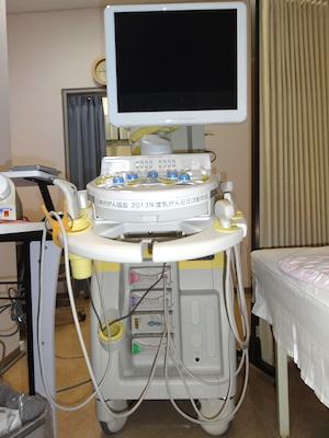 5.①乳がん機器整備栃木県保健衛生事業団超音波機器
